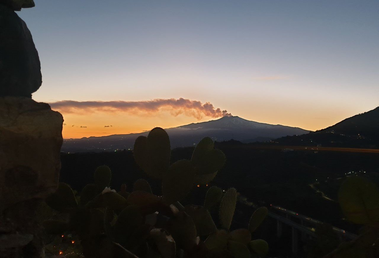 Mt Etna Tours