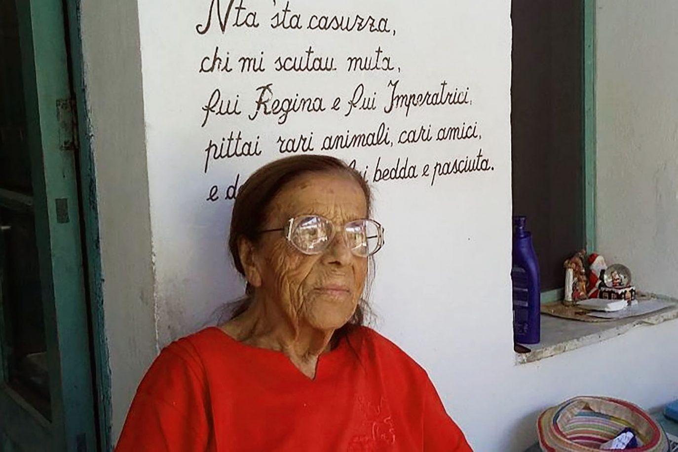 donne siciliane poetessa maria costa