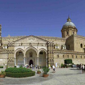 Viaggi in Sicilia, Cattedrale di palermo