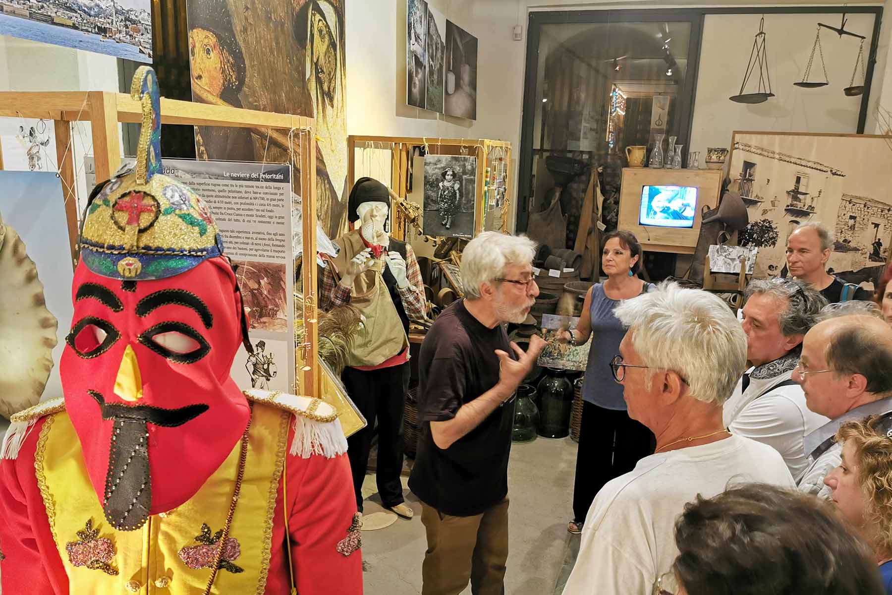 Museo Etno-antropoligico e della Musica popolare dei Peloritani