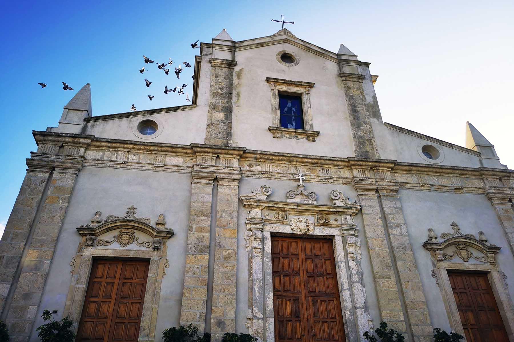 Chiesa Madre di Gesso Sicilia