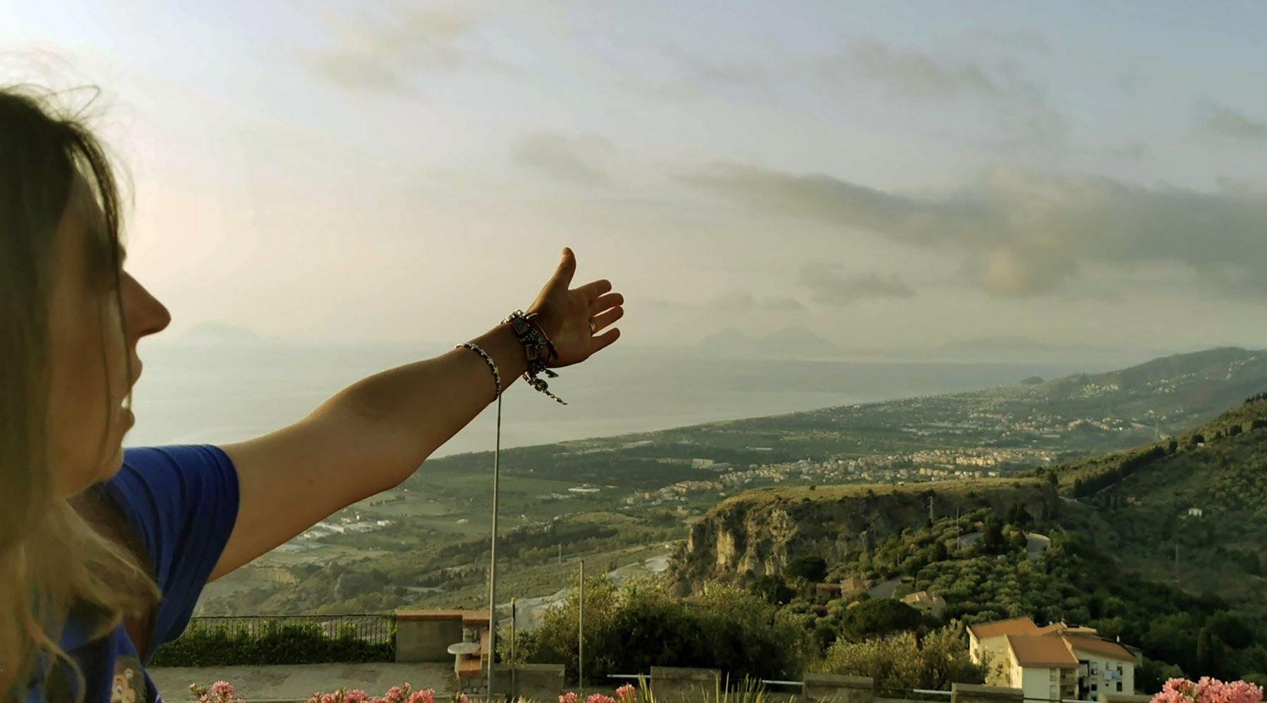 San Marco d'Alunzio orizzonte